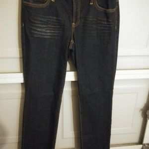 Ann Taylor Loft Slim and Straight Jeans
